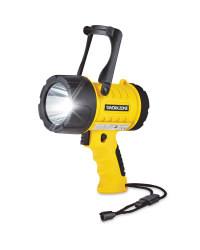 Workzone Rechargeable Spot Light - Yellow