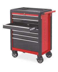 Workzone Red/Black Tool Cabinet