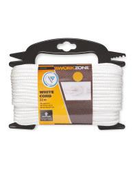 Workzone White Nylon Mixed Rope