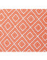 Woven Baskets 2 Pack - Orange