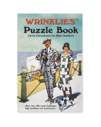 Wrinkles Puzzle Books