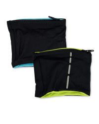 Wrist Pocket - 2 Pack - Black