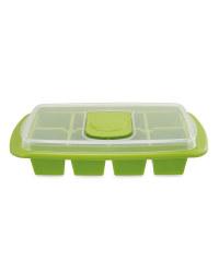XL Ice Cube Tray - Green