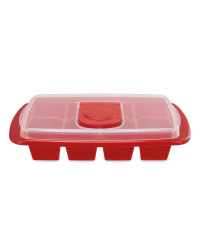 XL Ice Cube Tray - Red