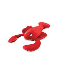 XL Lobster Dog Toy