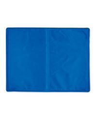 XL Rectangle Blue Pet Cooling Mat