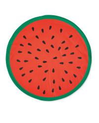XL Round Melon Pet Cooling Mat