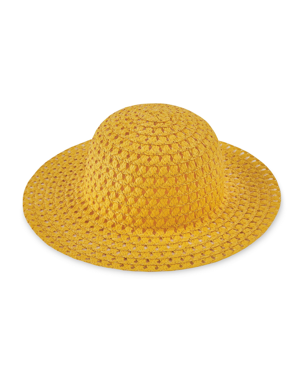 Yellow Easter Bonnet Craft Kit