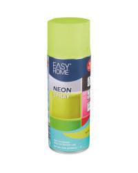Easy Home Yellow Neon Spray