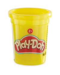 Yellow Play-Doh Tub