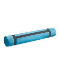 Crane Blue Yoga Mat