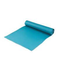 Non-Slip Yoga Mat - Dark Turquoise