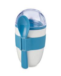 Yoghurt To Go - Blue