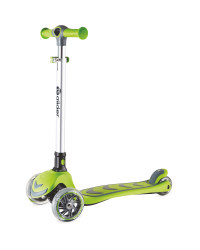 Yvolution Y Glide Scooter - Green