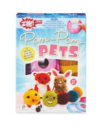 Zap! Extra: Pom Pom Pets Kit