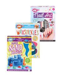 Zap! Kids' Craft Kit Assortment