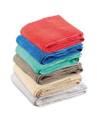 Zero Twist Hand Towel