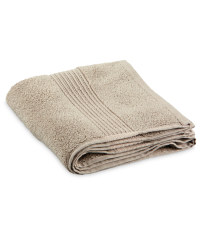 Zero Twist Hand Towel - Smoke