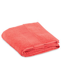 Zero Twist Hand Towel - Watermelon