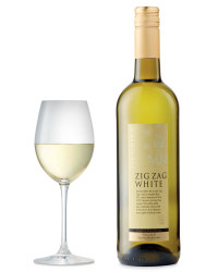 Zig Zag English White Wine
