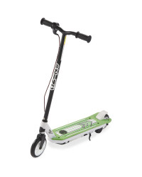Zinc Volt XT Electric Kid's Scooter - Green