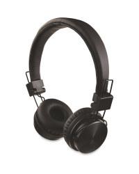 Bauhn Kids' Bluetooth Headphones - Black