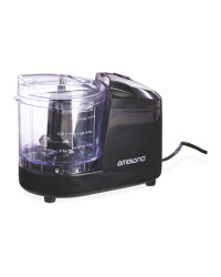 Ambiano Mini Food Chopper - Black