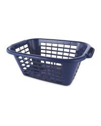 Addis Laundry Basket - Blue
