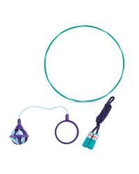 WHAM-O 3-in-1 Hula Hoop - Blue