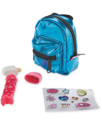 Real Littles Micro Backpack - Blue