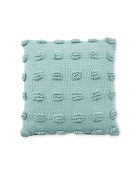 Kirkton House Loop Cushion - Blue