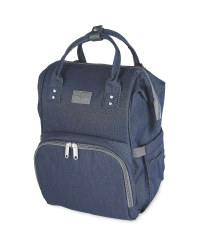 Mamia Baby Change Backpack - Blue
