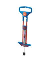 Crane Flashing Pogo Stick - Blue/Orange