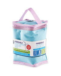 Cool Pods Drink Pouch - Blue/Pink