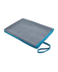 Camping Towel - Charcoal