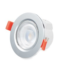 LED Downlighters - Chrome