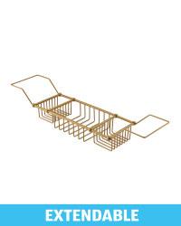 Kirkton House Wire Bath Tray - Gold