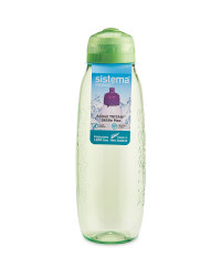 Sistema Skittle Water Bottle - Green