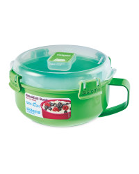 Sistema Breakfast Bowl - Green