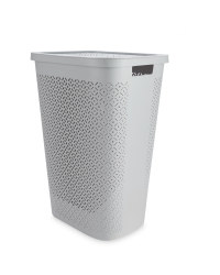 Curver Laundry Hamper - Grey