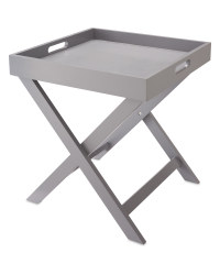 Kirkton House Folding Butler Tray - Grey