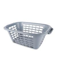 Addis Laundry Basket - Light Grey