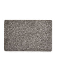 Tough Dirt Buster Mat - Light Grey