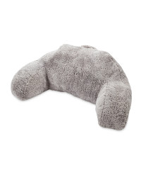 Kirkton House Kids' Cosy Cushion - Light Grey