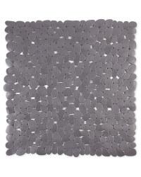 Shower Suction Mats - Dark Grey