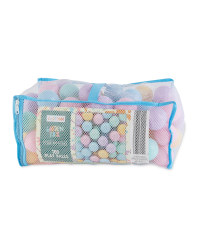 Little Town Play Balls 100 Pack - Pastel
