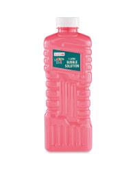 Little Town 1 Litre Bubble Solution - Pink