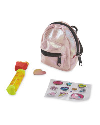 Real Littles Micro Backpack - Pink