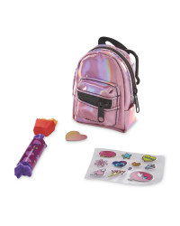 Real Littles Micro Backpack - Purple