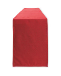 Sparkle Table Runner - Red